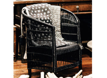 MALAWI CHAIR – BLACK