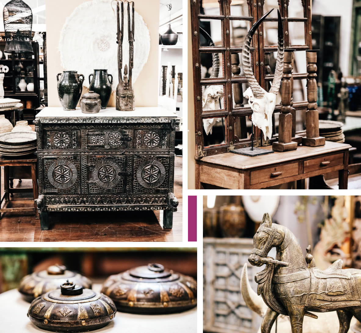 Indian antiques from Rajasthan