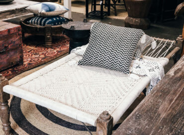 Charpai Bed $655